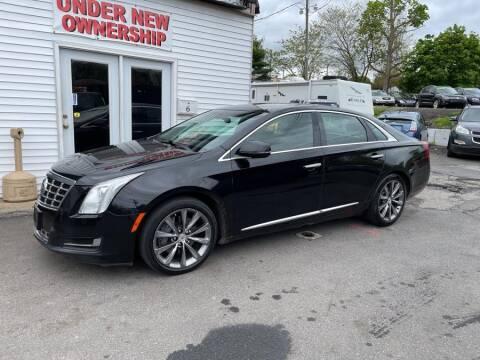 2014 Cadillac XTS for sale at Car VIP Auto Sales in Danbury CT