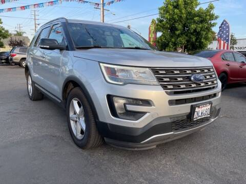 2016 Ford Explorer for sale at Tristar Motors in Bell CA