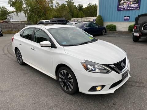 2017 Nissan Sentra for sale at Platinum Auto in Abington MA