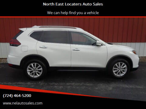 2019 Nissan Rogue for sale at North East Locaters Auto Sales in Indiana PA