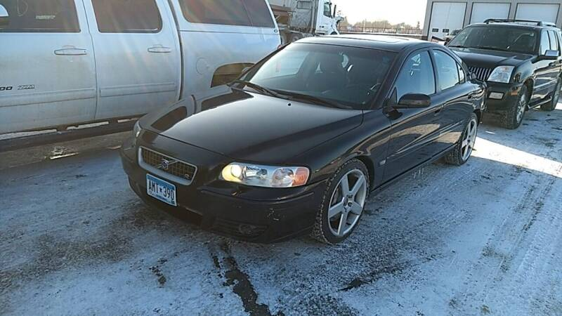 2006 Volvo S60 R for sale at Capital Fleet  & Remarketing  Auto Finance in Columbia Heights MN