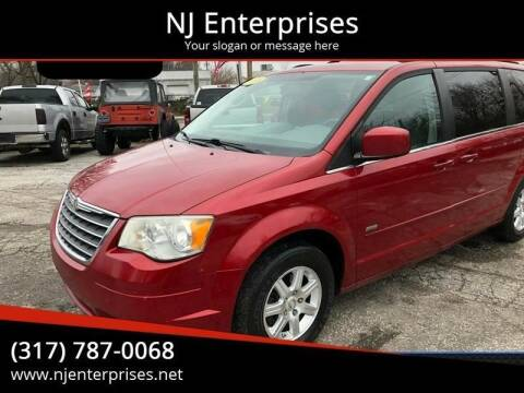 2008 Chrysler Town and Country for sale at NJ Enterprises in Indianapolis IN