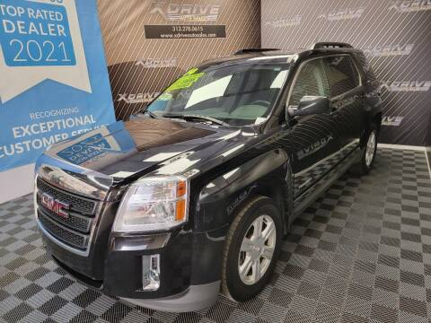 2014 GMC Terrain for sale at X Drive Auto Sales Inc. in Dearborn Heights MI
