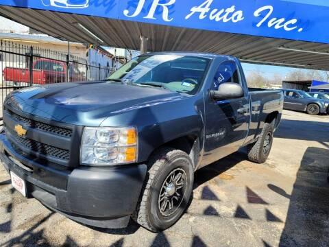 2012 Chevrolet Silverado 1500 for sale at JR Auto Inc in San Antonio TX