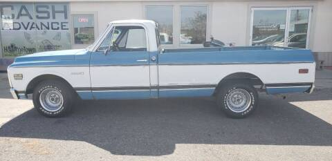 1972 Chevrolet C/K 10 Series for sale at HomeTown Motors in Gillette WY