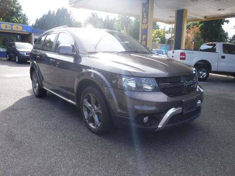 2017 Dodge Journey for sale at Brooks Motor Company, Inc in Milwaukie OR