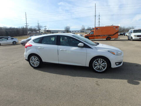 2016 Ford Focus for sale at BLACKWELL MOTORS INC in Farmington MO