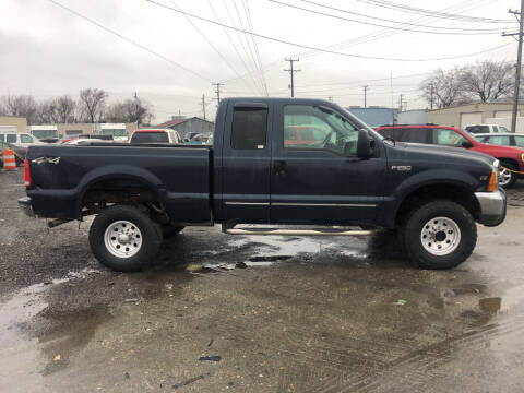 2000 Ford F-250 Super Duty for sale at Ride One Auto Sales in Norfolk VA