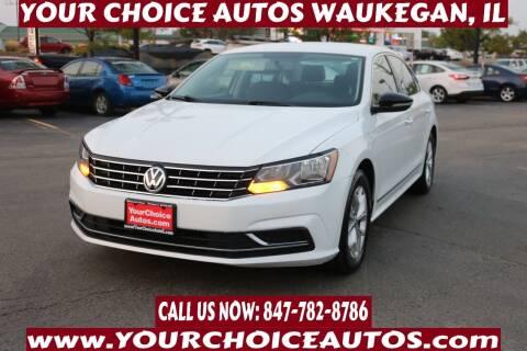 2016 Volkswagen Passat for sale at Your Choice Autos - Waukegan in Waukegan IL
