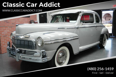 1948 Mercury Club 2dr Coupe for sale at Classic Car Addict in Mesa AZ