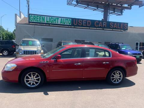 2006 Buick Lucerne for sale at Green Light Auto in Sioux Falls SD