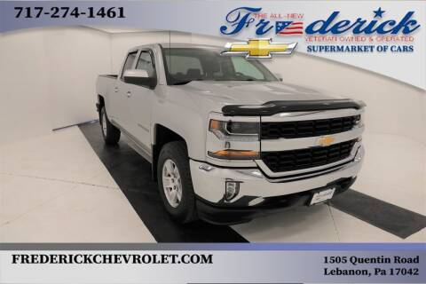 2017 Chevrolet Silverado 1500 for sale at Lancaster Pre-Owned in Lancaster PA