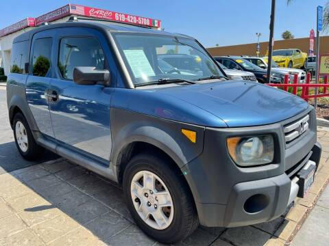 2008 Honda Element for sale at CARCO SALES & FINANCE in Chula Vista CA