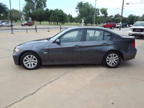 2006 BMW 3 Series for sale at NORTHWEST MOTORS in Enid OK