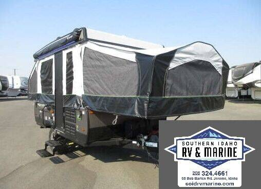 2021 FOREST RIVER ROCKWOOD 1970ESP-W for sale at SOUTHERN IDAHO RV AND MARINE - New Trailers in Jerome ID
