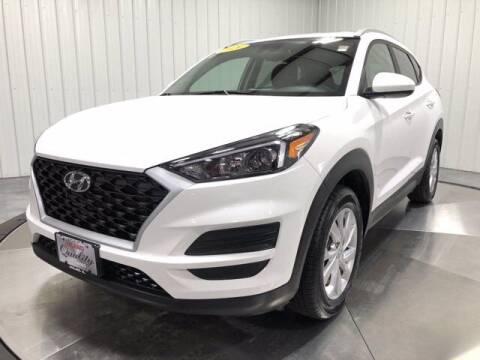 2020 Hyundai Tucson for sale at HILAND TOYOTA in Moline IL
