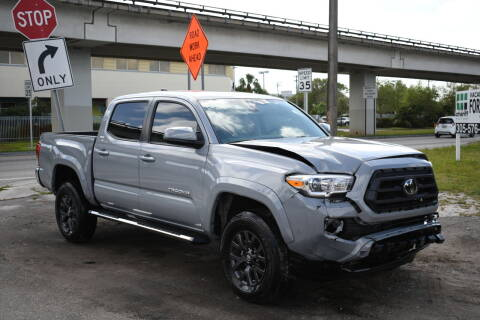 2020 Toyota Tacoma for sale at STS Automotive - Miami, FL in Miami FL