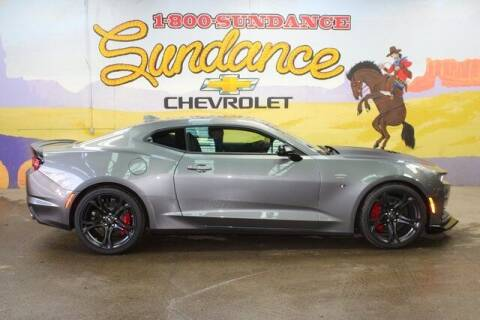 2021 Chevrolet Camaro for sale at Sundance Chevrolet in Grand Ledge MI