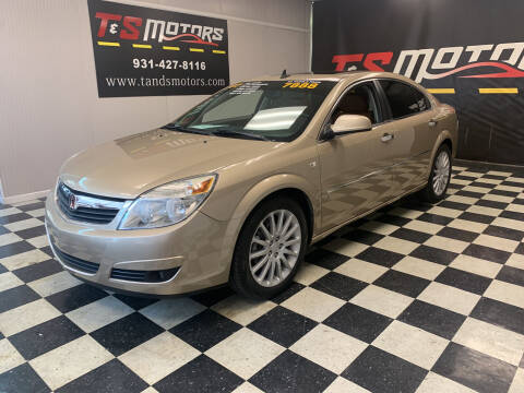 2007 Saturn Aura for sale at T & S Motors in Ardmore TN