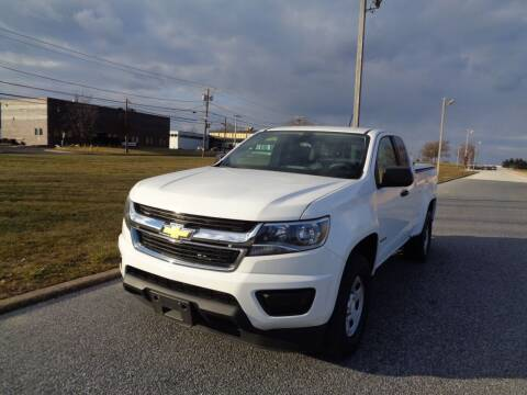 2017 Chevrolet Colorado for sale at Rt. 73 AutoMall in Palmyra NJ