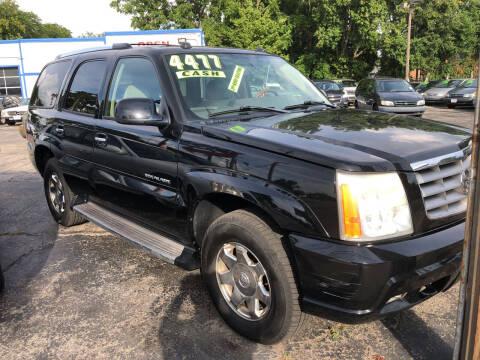 2004 Cadillac Escalade for sale at Klein on Vine in Cincinnati OH