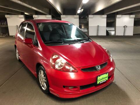 2008 Honda Fit for sale at Rave Auto Sales in Corvallis OR