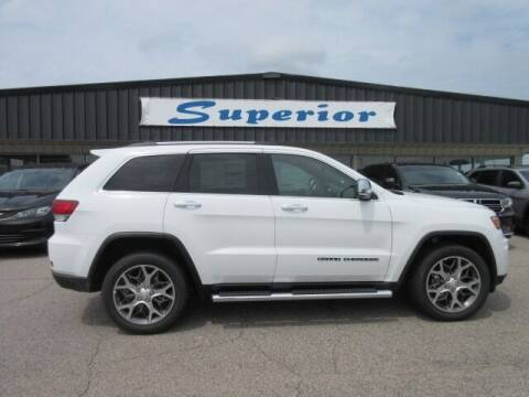 2020 Jeep Grand Cherokee for sale at SUPERIOR CHRYSLER DODGE JEEP RAM FIAT in Henderson NC