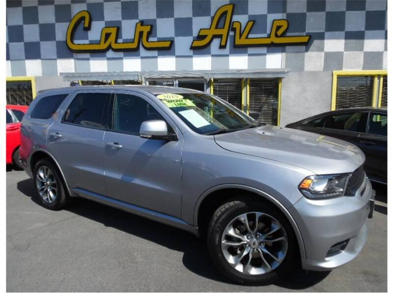 2019 Dodge Durango for sale at Car Ave in Fresno CA
