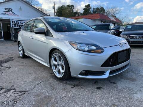 2013 Ford Focus for sale at SR Motors Inc in Gainesville GA