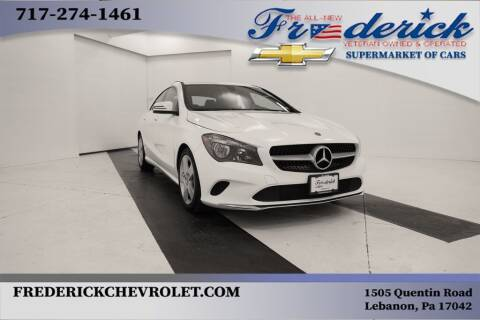 2019 Mercedes-Benz CLA for sale at Lancaster Pre-Owned in Lancaster PA