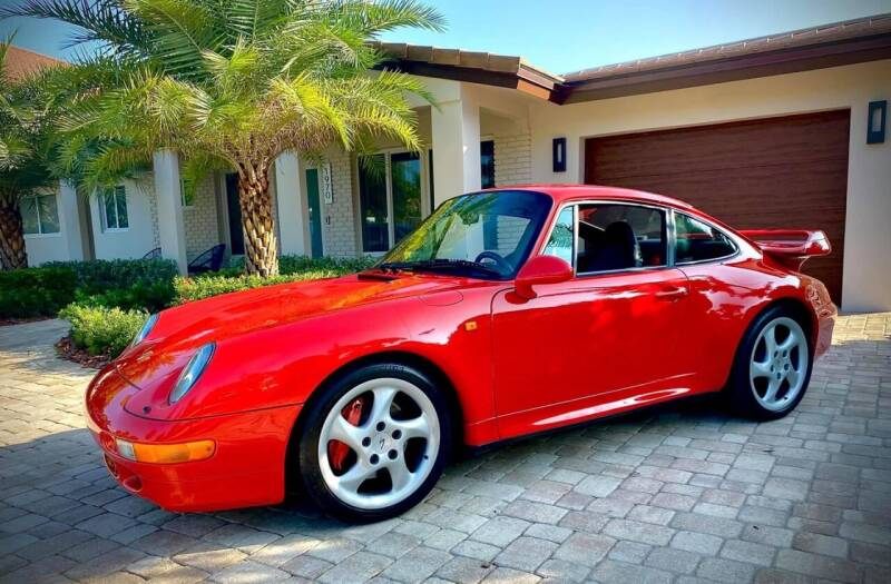 1997 Porsche 911 for sale at Suncoast Sports Cars and Exotics in West Palm Beach FL