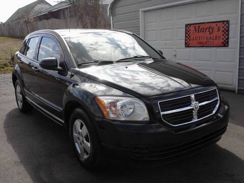 2008 Dodge Caliber for sale at Marty's Auto Sales in Lenoir City TN