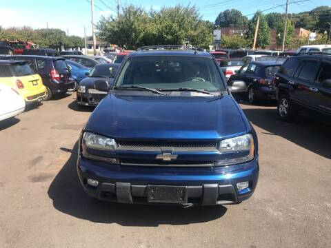2004 Chevrolet TrailBlazer for sale at Vuolo Auto Sales in North Haven CT