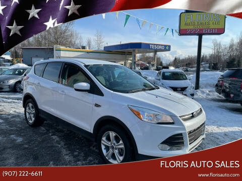 2013 Ford Escape for sale at FLORIS AUTO SALES in Anchorage AK