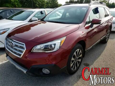 2016 Subaru Outback for sale at Carmel Motors in Indianapolis IN