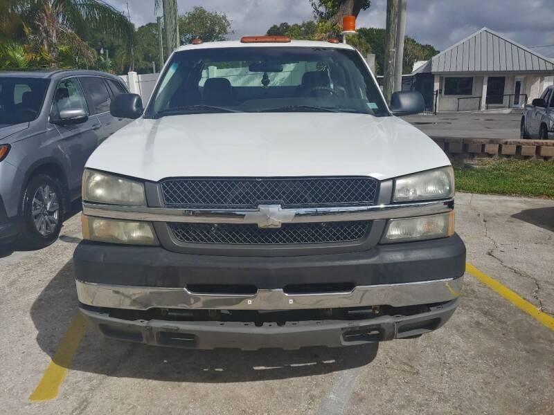 2004 Chevrolet Silverado 2500HD 4X2 4dr Extended Cab - Largo FL