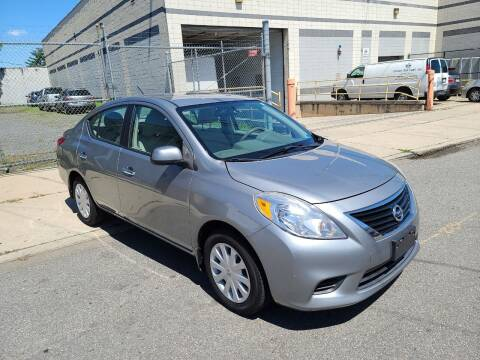 2012 Nissan Versa for sale at O A Auto Sale in Paterson NJ