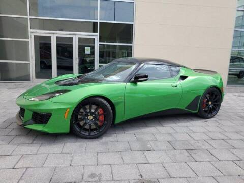 2020 Lotus Evora GT for sale at Orlando Infiniti in Orlando FL