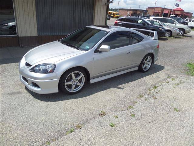 2005 Acura RSX for sale at Terrys Auto Sales in Somerset PA