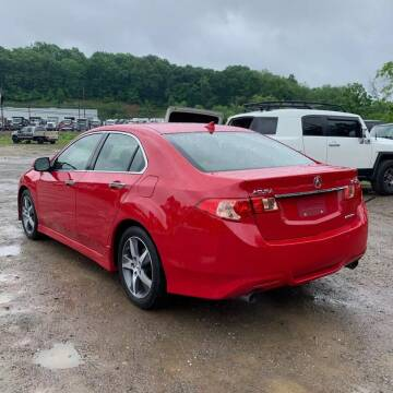 2014 Acura TSX for sale at GLOBAL MOTOR GROUP in Newark NJ
