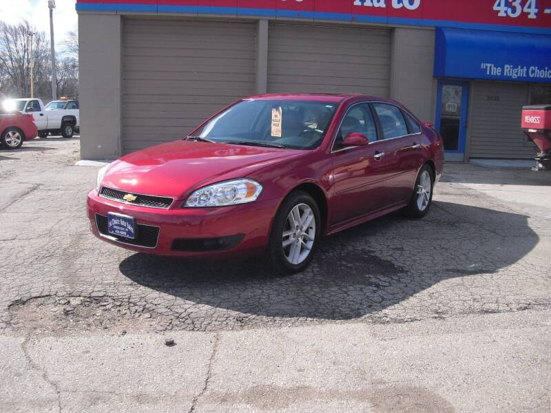2013 Chevrolet Impala for sale at 1st Choice Auto Inc in Green Bay WI