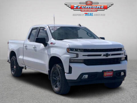 2019 Chevrolet Silverado 1500 for sale at Rocky Mountain Commercial Trucks in Casper WY