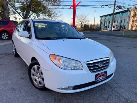 2008 Hyundai Elantra for sale at JerseyMotorsInc.com in Teterboro NJ