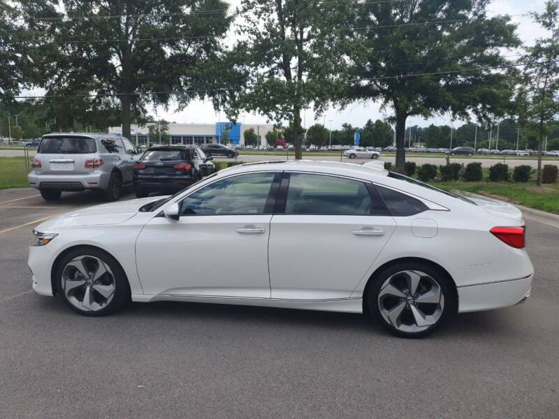 2018 Honda Accord for sale at Econo Auto Sales Inc in Raleigh NC
