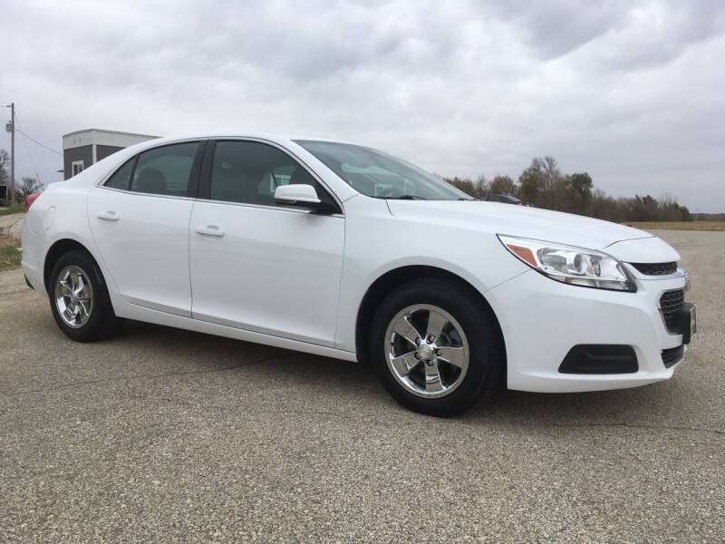 2016 Chevrolet Malibu Limited for sale at Kuhn Enterprises, Inc. in Fort Atkinson IA