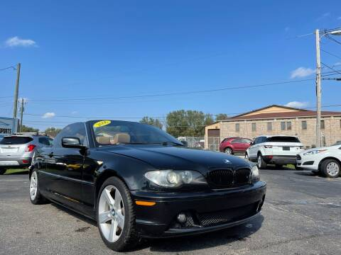 2006 BMW 3 Series for sale at Brownsburg Imports LLC in Indianapolis IN