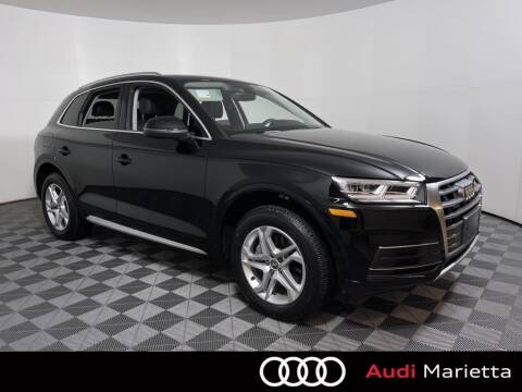 2018 Audi Q5 for sale at CU Carfinders in Norcross GA