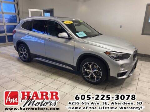 2019 BMW X1 for sale at Harr's Redfield Ford in Redfield SD