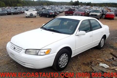 1998 Toyota Camry for sale at East Coast Auto Source Inc. in Bedford VA