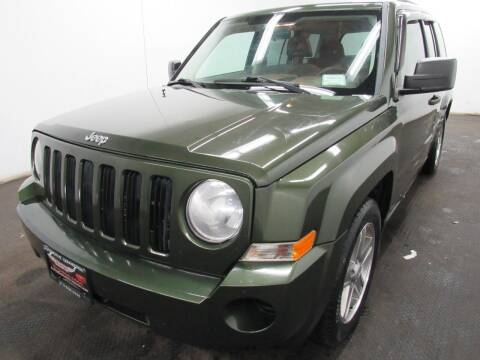 2008 Jeep Patriot for sale at Automotive Connection in Fairfield OH